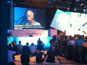 Premium-Sponsor mit eigener Session: Daimler-Chef Zetsche auf der re:publica